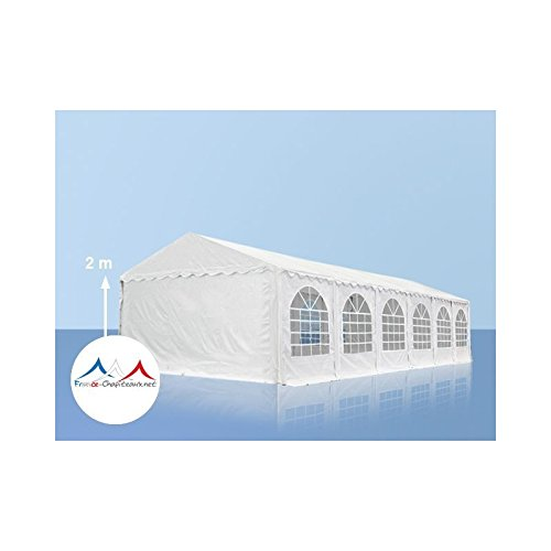 6 m x 12 m Party Tent Pro Fireproof
