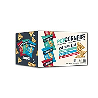 Popcorners Flavor Variety Pack, 28Count