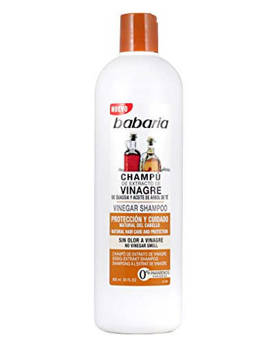 Babaria Champu Protector - 600 ml