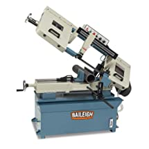 Baileigh BS-916M Horizontal Band Saw, 1-Phase 220V, 1.5hp Motor