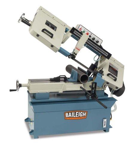 Baileigh BS-916M Horizontal Band Saw, 1-Phase 220V, 1.5hp Motor ()