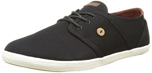 Faguo Unisex Adults' Cypress 01 Trainers, Blue Black (Black F1630)