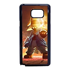 Samsung Galaxy Note 5 Cell Phone Case Black Final Fantasy SF8589040
