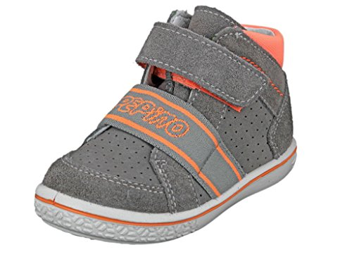 Ricosta Unisex-Kinder Colin High-Top Graphit
