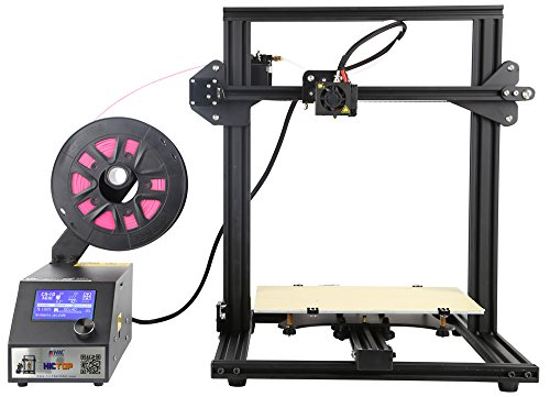 HICTOP Creality CR-10 Mini 3D Printer Prusa I3 DIY Kit Aluminum Desktop new 300x220x300mm