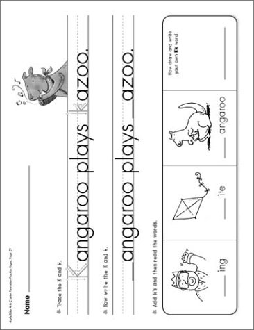 Workbook free phonics worksheets : Amazon.com: AlphaTales: A to Z Letter Formation Practice Pages ...