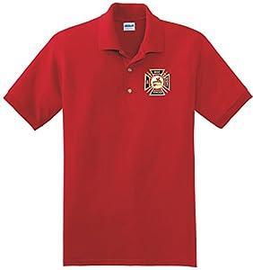 Knights Templar Polo Golf Shirt