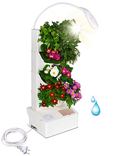 Vertical Garden Light System