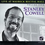 Stanley Cowell Live at Maybeck Recital Hall, Volume 5