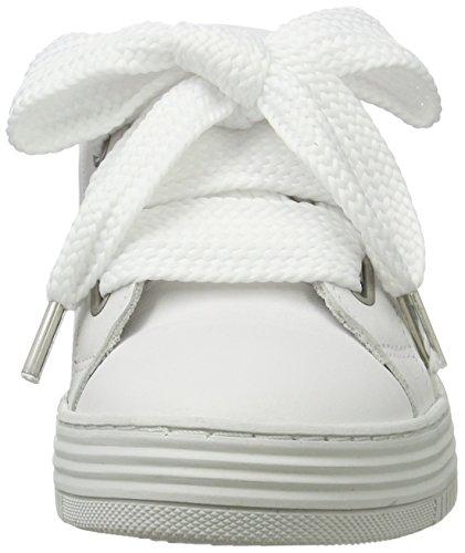 Blanc Whit Baskets White 420034e5l Bullboxer Femme gaxwX5gtq