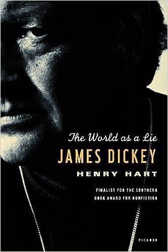 James Dickey: The World as a Lie