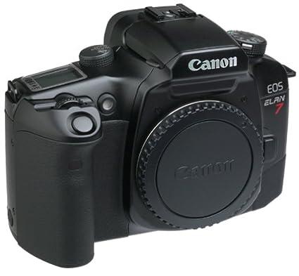 amazon com canon eos elan 7 35mm slr camera body only slr film rh amazon com Canon Elan Camera 7FILM canon elan 7e user manual