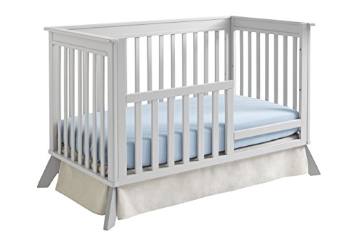 tandard Toddler Rail Conversion Kit, Tranquility Gray (Belle Conversion Kit)