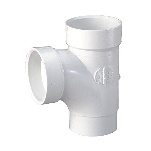 Pvc Dwv Sanitary Tee - 9