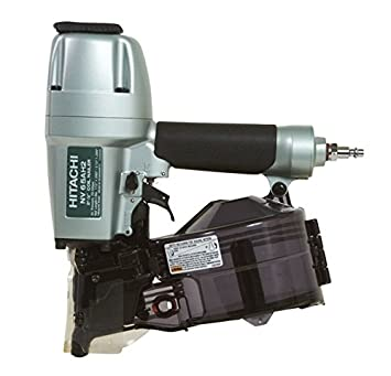 Hitachi Nv65ah2 Coil Siding Nailer 2 1 2 Inch Discontinued By The