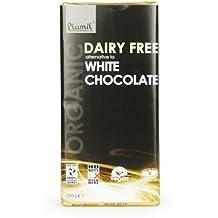 Plamil - Organic Dairy Free Alternative to White Chocolate - 100g