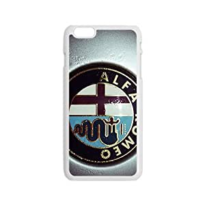 Happy Alfa Romeo sign fashion cell phone case for iPhone 6