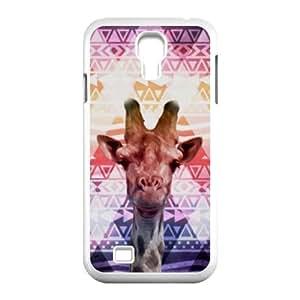 Aztec Giraffe Plastic Protective Case Slim Fit for SamSung Galaxy S4 I9500