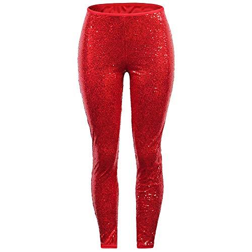Red Huixin Huixin Donna Pantaloni Pantaloni wgRzqY1