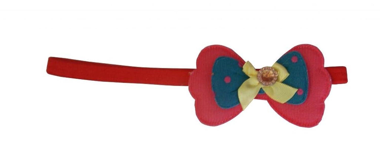 Jessidress Bandeau Elastique Fleur Cheveux Clips Barrette Elastique Bandeaux Bebe