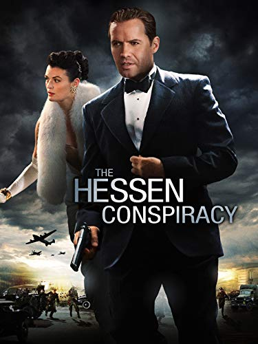 Officer Jewel - The Hessen Conspiracy