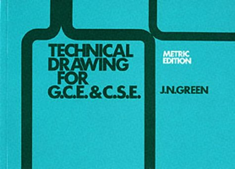 Technical Drawing GCE and CSE|-|0003222985