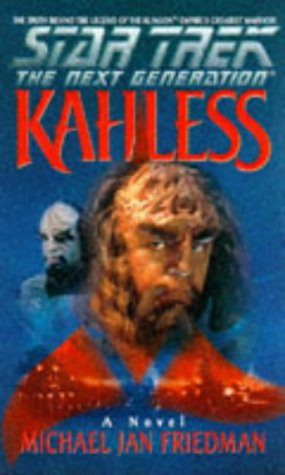book cover of Kahless