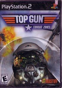 Top Gun Ps2 - Top Gun Combat Zones
