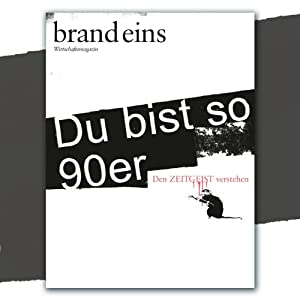 brand eins audio: Zeitgeist Hörbuch