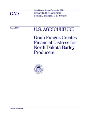 U.S. Agriculture: Grain Fungus Creates Financial Distress for North Dakota Barley Producers
