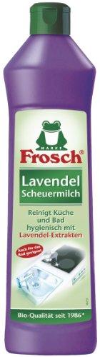 Frosch Lavendel Scheuermilch, 5er Pack (5 x 500 ml)