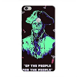 Cover It Up - Shave the People Mi Max Hard case