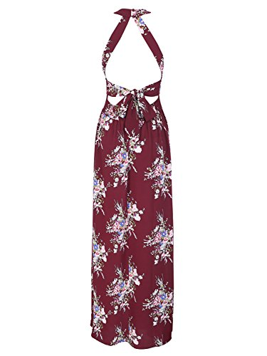 Simplee-Womens-Summer-Casual-Halter-Neck-Chiffon-Floral-Print-Backless-Long-Maxi-Dress