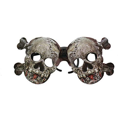 Livoty Halloween Glasses Funny Dance Frame Eyeglasses Party Festival Props Toys Glasses Deco -