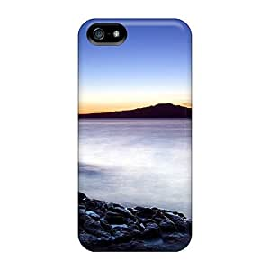 Fashion Protective Coastal Marine 04 Case Cover For Iphone 5/5s by ruishername