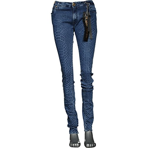 REPLAY Damen Jeans DINETTA WE ARE EDITION VD1232 Blau