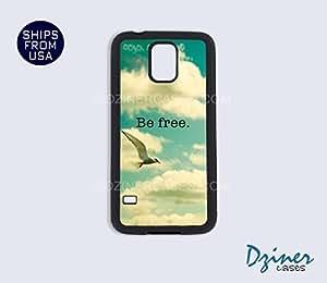 Galaxy S3 Case - Be Free Bird