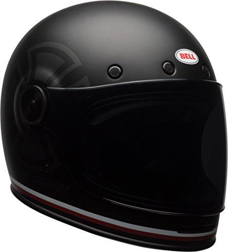 Bell Independent Adult Bullitt SE Street Motorcycle Helmet - Black/X-Small
