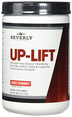 Beverly International Up-Lift Caffeine-Free, Non-Habit-Forming Pre-Workout, 330 grams