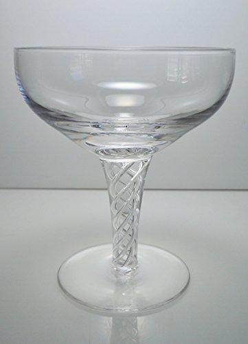 (Stuart Sonata Champagne Sherbet 4 3/4)