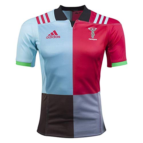 (adidas Harlequins Home Rugby Jersey, Small)