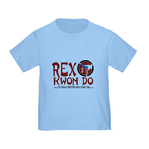 CafePress - Rex Kwon Do Toddler T-Shirt - Cute Toddler T-Shirt, 100% Cotton
