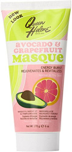 (QUEEN HELENE Masque, Avocado & Grapefruit 6 oz ( Pack of)