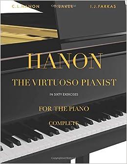 PDF Descargar Hanon: The Virtuoso Pianist In Sixty Exercises