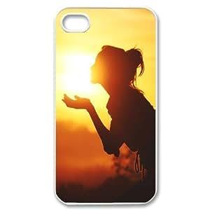 Beautiful Sun Popular Case for Iphone 4,4S, Hot Sale Beautiful Sun Case by lolosakes