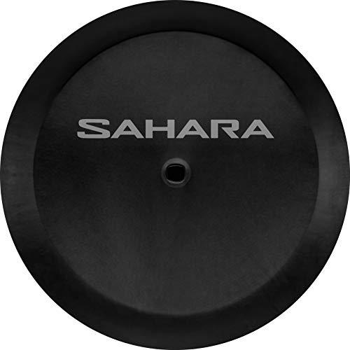 Mopar 82215447 Sahara Logo Cloth Spare Tire Cover Jeep Wrangler JL