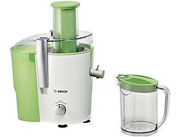 Bosch MES25G0 - Exprimidor (700W, Acero inoxidable, Verde, Juice extractor): Amazon.es: Hogar