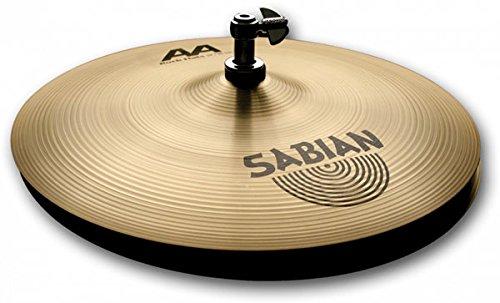 SABIAN AA-14 Rock Hi-Hats セイビアン ロックハイハット ナチュラル仕上げ 14インチ ペア売り   B015H8R1L0