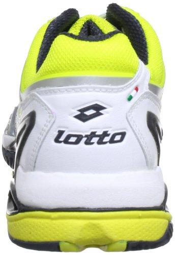 Q3777 Tennisschuhe GRN RAPTOR LIZARD WHT CLAY IV Sport ULTRA Herren Lotto Weiß Xq06T6