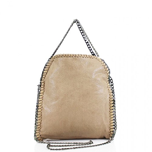 Womens Chain Mini Handbag YDezire Tote Design Detail New Ladies Work Shoulder Khaki Bag UHBwddq1O